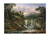 The Falls of Tummel, 1820 Giclee Print by Patrick Nasmyth