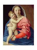 Madonna and Child Giclee Print by Lorenzo di Credi