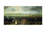 View of Antwerp from the River Schelde Giclee Print by Jan Wildens