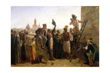 The French in Cairo in 1800, 1884 Giclee Print by Walter Charles Horsley