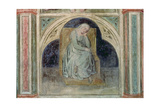 Woman Resting, from 'scenes from a Private Life' Cycle after Giotto, C.1450 Giclee Print by Nicolo & Stefano Da Ferrara Miretto