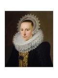 Portrait of a Lady Giclee Print by Cornelis van der Voort