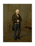 Portrait of a Household Steward of Bramham Park, Yorkshire, Identified as John Pollock… Giclee Print by George Garrard