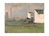 Suburb, C.1882 Giclee Print by Georges Seurat