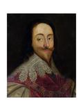 Charles I (1600-49) Giclee Print by Daniel Mytens