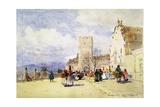 Taormina, Sicily, 1896 Giclee Print by Robert Weir Allan