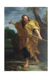 St. James the Greater Giclée-tryk af Carlo Maratta or Maratti