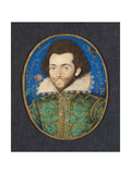 Portrait of the Earl of Pembroke, 1617 Giclee Print by Peter Oliver