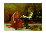 A State Secret, 1874 Giclee Print by John Pettie