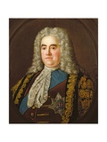 Portrait of Sir Robert Walpole, Earl of Orford (1676-1745), C.1740 Giclee Print by Stephen Slaughter