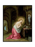The Penitent Magdalen Giclee Print by Frans The Elder Francken