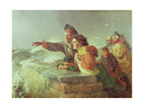 The Missing Boat, C.1876 Giclee Print by Erskine Nicol