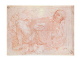 St. Jerome Giclee Print by Jacopo da Carucci Pontormo