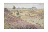 In the Auvergne Giclee Print by George Price Boyce
