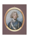 George IV as Prince Regent, C.1790 Giclee Print by Richard Cosway