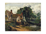 Willy Lott's House, 1816 Giclee Print by John Constable