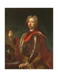 Prince Eugene of Savoy (1663-1736) Giclee Print by Johann Kupezky Or Kupetzky