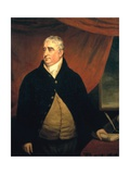 Portrait of Charles James Fox (1749-1806) Giclee Print by John Opie