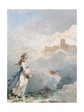 Painting for the Lodge of the Masters, C.1787 Giclee Print by Philip James De Loutherbourg