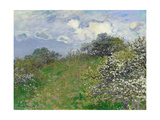 Spring, 1875 Giclee Print by Claude Monet