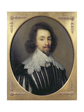Portrait of King Charles I of Great Britain and Ireland (1600-49) Giclee Print by Cornelius Janssens van Ceulen