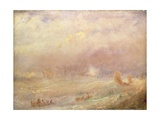 View of Deal Giclee Print by Joseph Mallord William Turner