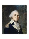 Portrait of George Washington, 1796-97 Giclee Print by James Sharples