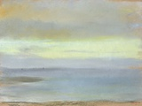 Marine Sunset, C.1869 Giclee Print by Edgar Degas
