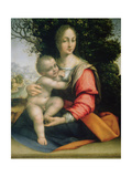Madonna and Child Giclee Print by Cesare Da Sesto