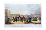 Ritual Dance of the Natives of California, at the Mission of San Francisco, from 'Voyage… Giclee Print by Ludwig Choris