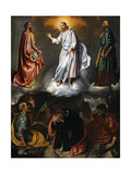 The Transfiguration Giclee Print by Giovanni Battista Moroni