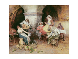 The Serenade Giclee Print by Francesco Vinea