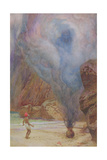 Sinbad Giclee Print by Edward Frederick Brewtnall