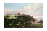Windsor Castle Giclee Print by Jan Wyck