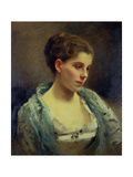 Young Dreamer Giclee Print by Gustave Jacquet