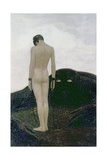 Emotion of Dependency, C.1893 Giclee Print by Sascha Schneider