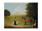 Earl and Countess of Ossory and their Children at Ampthill Park, 1777 Giclee Print by Benjamin Killingbeck