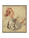 Chorister Giclee Print by Jacob Jordaens