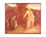 Christ Appearing to Mary Giclee Print by Albert Pinkham Ryder