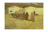 A Scene in Tunis, 1899 Giclee Print by Arthur Melville