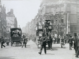 Ludgate Circus, London, Prepared for the Queen's Jubilee, 1897 Photographic Print by Paul Martin
