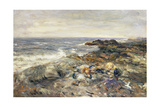 Flotsam and Jetsam Giclee Print by William McTaggart