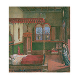 The Dream of St. Ursula, 19th Century Giclee Print by John Ruskin