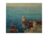 The Island of Groix, 1896 Giclee Print by Henry Moret