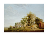 Ruins of Buildwas Abbey, 1770 Giclee Print by Michael Rooker