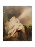 The Art of Painting, 1807 Giclee Print by John Francis Rigaud