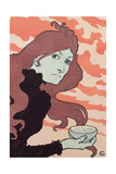 The Vitriol Thrower, 1894 Giclee Print by Eugene Grasset