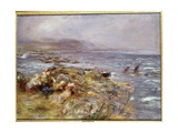 Running for Shelter Giclee Print by William McTaggart
