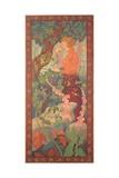 Foxgloves, 1899 Giclée-Druck von Paul Ranson