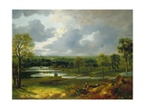 Holywells Park, Ipswich, 1748-50 Giclee Print by Thomas Gainsborough